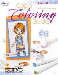 Copic Coloring Guide Level 3: People