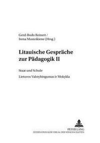 Litauische Gespraeche Zur Paedagogik II