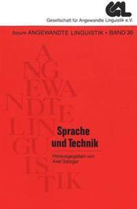 Sprache Und Technik