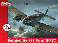Heinkel He 111 Ps of KG 27