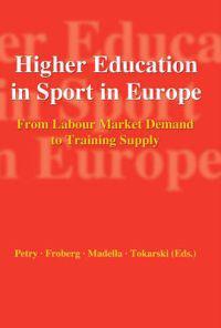 Higher Education in Sport in Europe