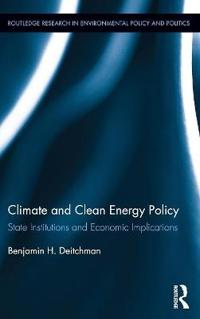 Climate and Clean Energy Policy: State Institutions and Economic Implications