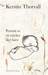 Porträtt av ett mycket litet barn