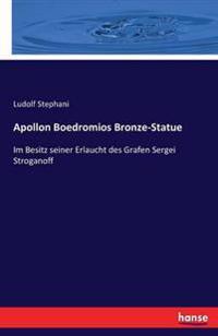 Apollon Boedromios Bronze-Statue