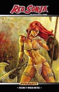Red Sonja: She-Devil with a Sword Volume 5