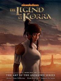 The Legend of Korra: The Art of the Animated Series, Book One: Air