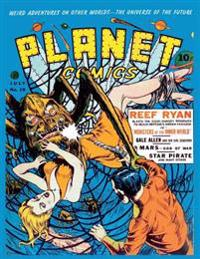Planet Comics #19