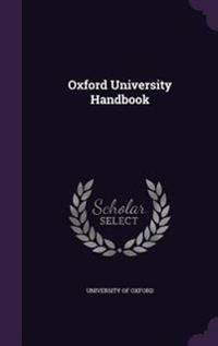 Oxford University Handbook