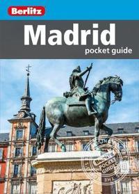 Berlitz Pocket Guide Madrid (Travel Guide)