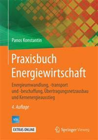 Praxisbuch Energiewirtschaft: Energieumwandlung, -Transport Und -Beschaffung, Übertragungsnetzausbau Und Kernenergieausstieg