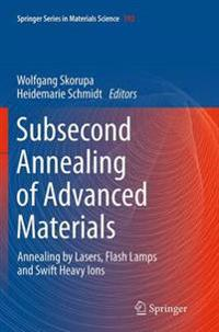 Subsecond Annealing of Advanced Materials