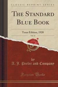 The Standard Blue Book, Vol. 12