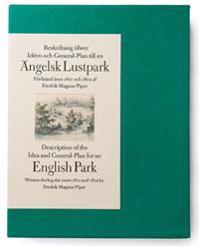 Beskrifning öfwer idéen och general-plan till en ängelsk lustpark, författad under åren 1811 och 1812