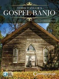 Todd Taylor's Gospel Banjo [With Access Code]