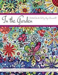 In the Garden Coloring Book by Megan Duncanson