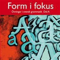Form i fokus A datorprogram, skollicens - Inga Larsson pdf epub
