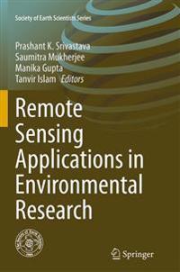 Remote Sensing Applications in Environmental Research