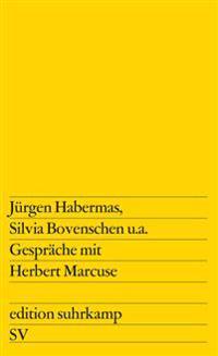 Gespräche mit Herbert Marcuse