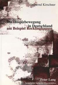 Die Hospizbewegung in Deutschland Am Beispiel Recklinghausen