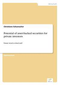 Potential of Asset-Backed Securities for Private Investors