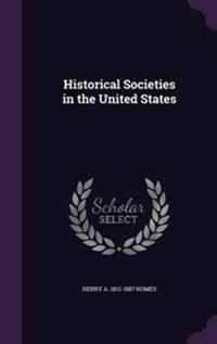 Historical Societies in the United States