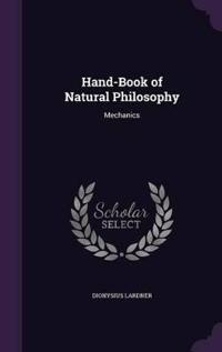 Hand-Book of Natural Philosophy
