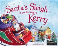 Santa's Sleigh is on its Way to Kerry