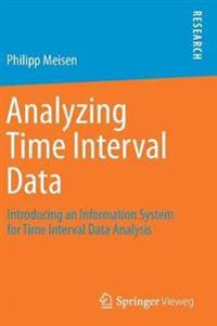 Analyzing Time Interval Data