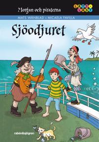Morgan och piraterna. Sjöodjuret