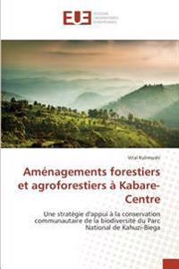 Aménagements forestiers et agroforestiers à Kabare-Centre