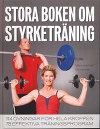Stora boken om styrketräning