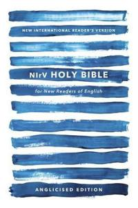 NIRV, Holy Bible for New Readers of English, Anglicised Edition, Paperback, Blue