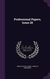 Professional Papers, Issue 20
