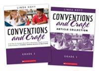 Conventions and Craft, Grade 1: A Full Year of Literature-Based Micro-Workshops to Build Essential Understandings for Grammar, Sentence Structure & Wo