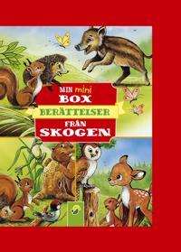Min minibox. Berättelser från skogen (3 böcker i box)