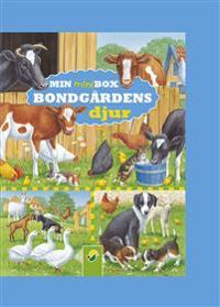 Min minibox. Bondgårdens djur (3 böcker i box)
