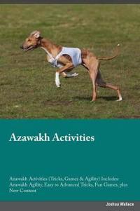 Azawakh Activities Azawakh Activities (Tricks, Games & Agility) Includes