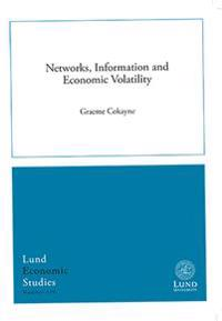 Networks, Information and Economic Volatility