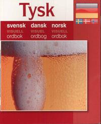 Tysk - svensk dansk norsk visuell ordbok