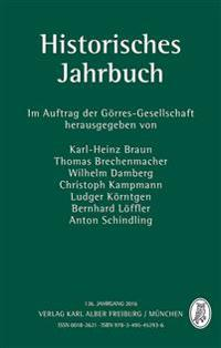 Historisches Jahrbuch 136