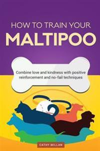 How to Train Your Maltipoo (Dog Training Collection): Combine Love and Kindness with Positive Reinforcement and No-Fail Techniques
