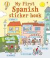 My first spanish sticker book