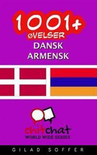 1001+ Ovelser Dansk - Armensk