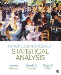 Principles & Methods of Statistical Analysis