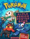 Alola Region Poster Book