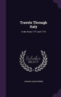 Travels Through Italy