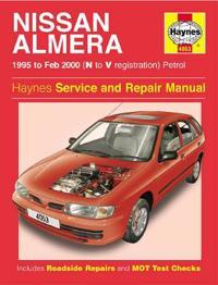 Nissan Almera Service and Repair Manual