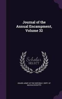 Journal of the Annual Encampment, Volume 32