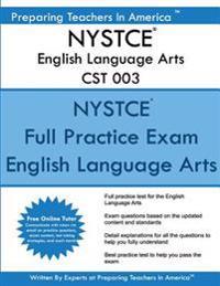 NYSTCE English Language Arts CST 003