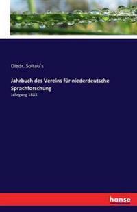 Jahrbuch Des Vereins Fur Niederdeutsche Sprachforschung